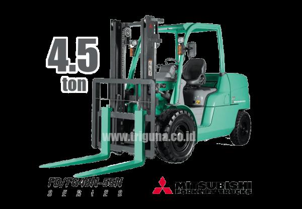 Forklift Mitsubishi 4.5 ton