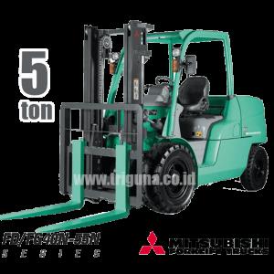 Forklift Mitsubishi 5 ton