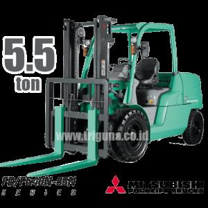 Forklift Mitsubishi 5.5 ton