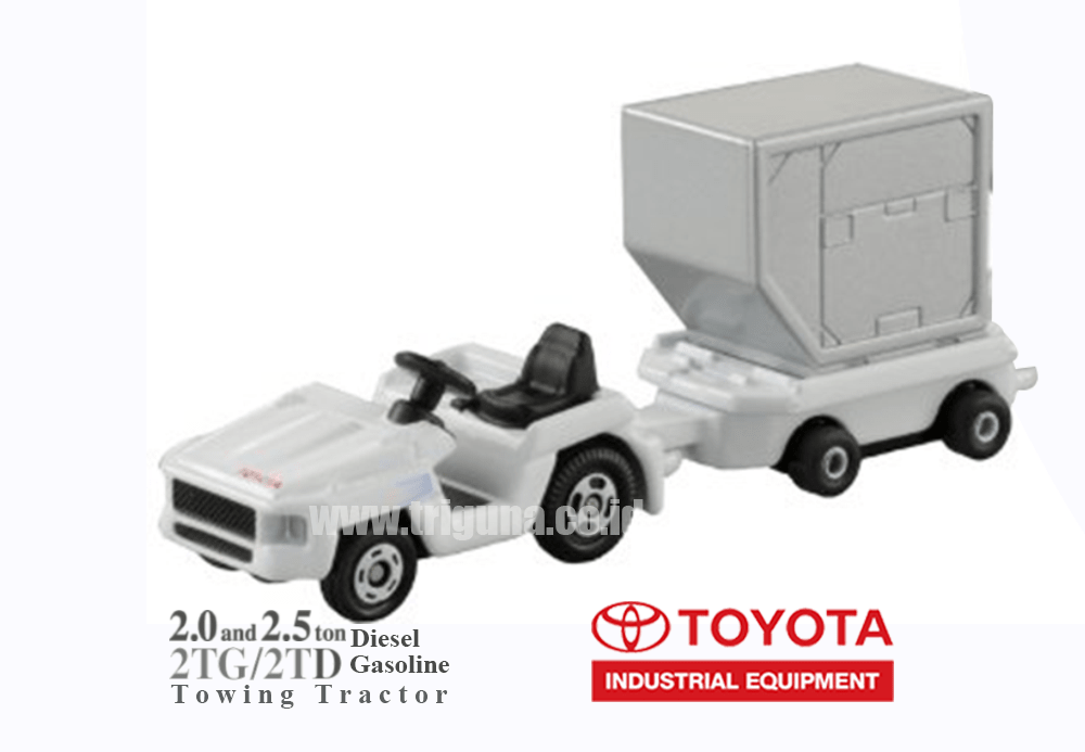 Towing  Diesel / Gasoline Truck Seri 2TD/TG