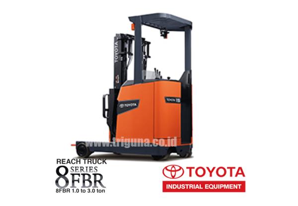 Reach Truck Toyota 8FBR