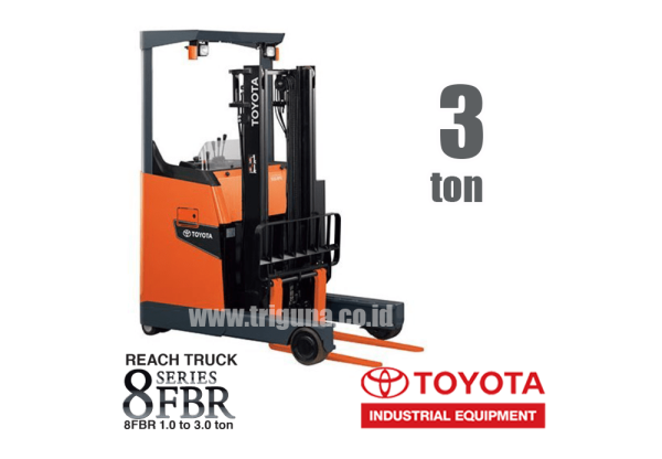 Reach Truck 3 ton TOYOTA 8FBR30