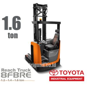 Reach Truck 1.6 ton Toyota 8FBRE16