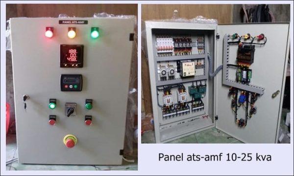 Panel ATS AMF 10-25 kVA