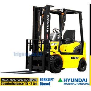 Hyundai Forklift 15D/18D/20DA-7E_DEPAN