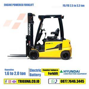 Forklift Hyundai Electric 16-20 Ton
