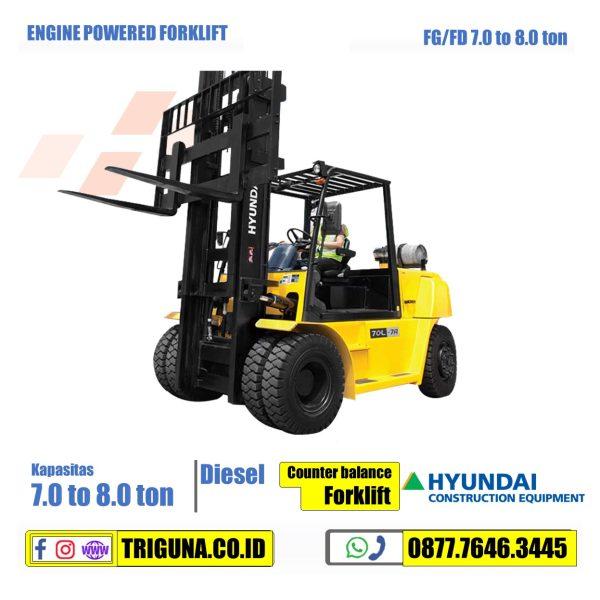 70-80 ton diesel